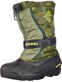 Sorel Unisex-Child Flurry Print Cold Weather & Shearling