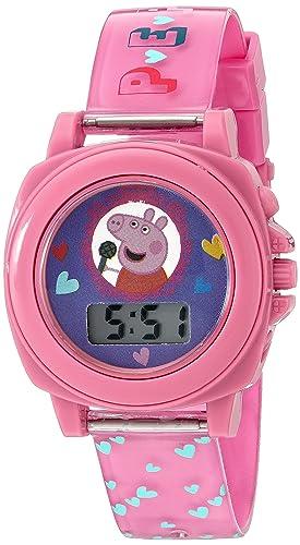 Reloj - Peppa Pig - Para - PPG6000