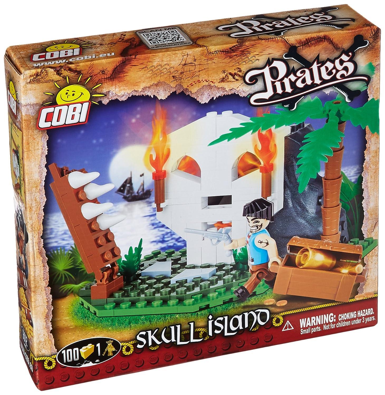 COBI de 6012 Pirates Skull Island: Amazon.es: Juguetes y juegos