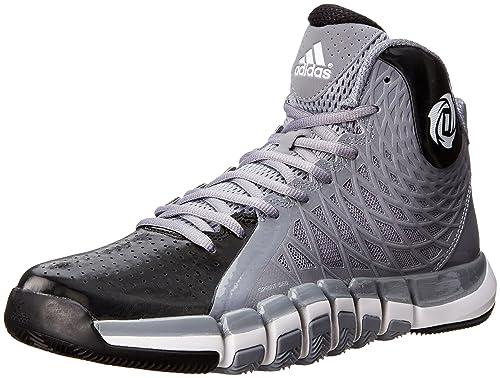8cf06777047f ... where to buy adidas performance mens d rose 773 ii basketball shoe grey  running white black