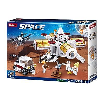 Sluban M38-B0739, Multi Colour: Toys & Games