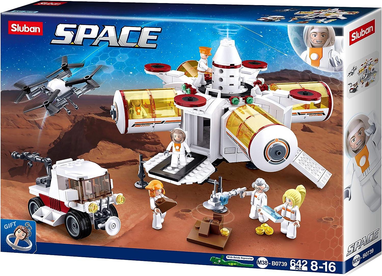 Amazon.com: Sluban M38-B0739, Multi Colour: Toys & Games