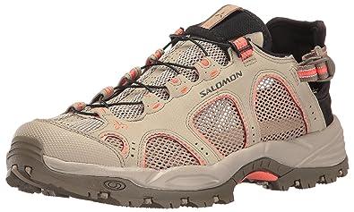 Salomon Techamphibian 3 W, Zapatillas de Senderismo para Mujer: Amazon.es: Zapatos y complementos