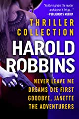 Harold Robbins Thriller Collection Kindle Edition