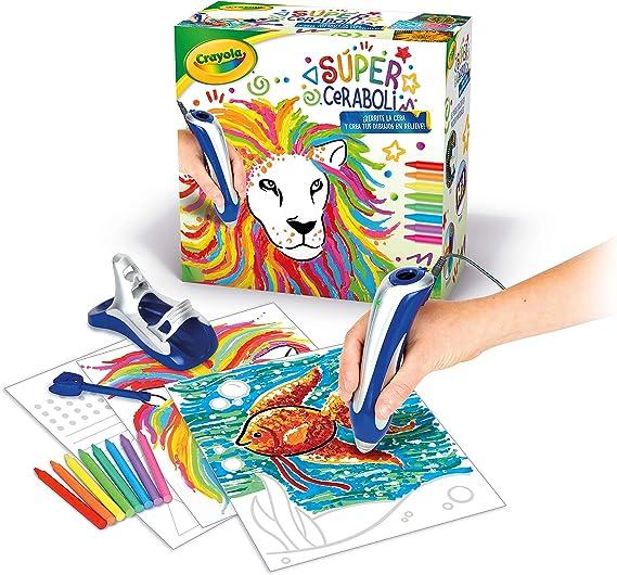 Super Ceraboli Crayola: Amazon.es: Oficina y papelería