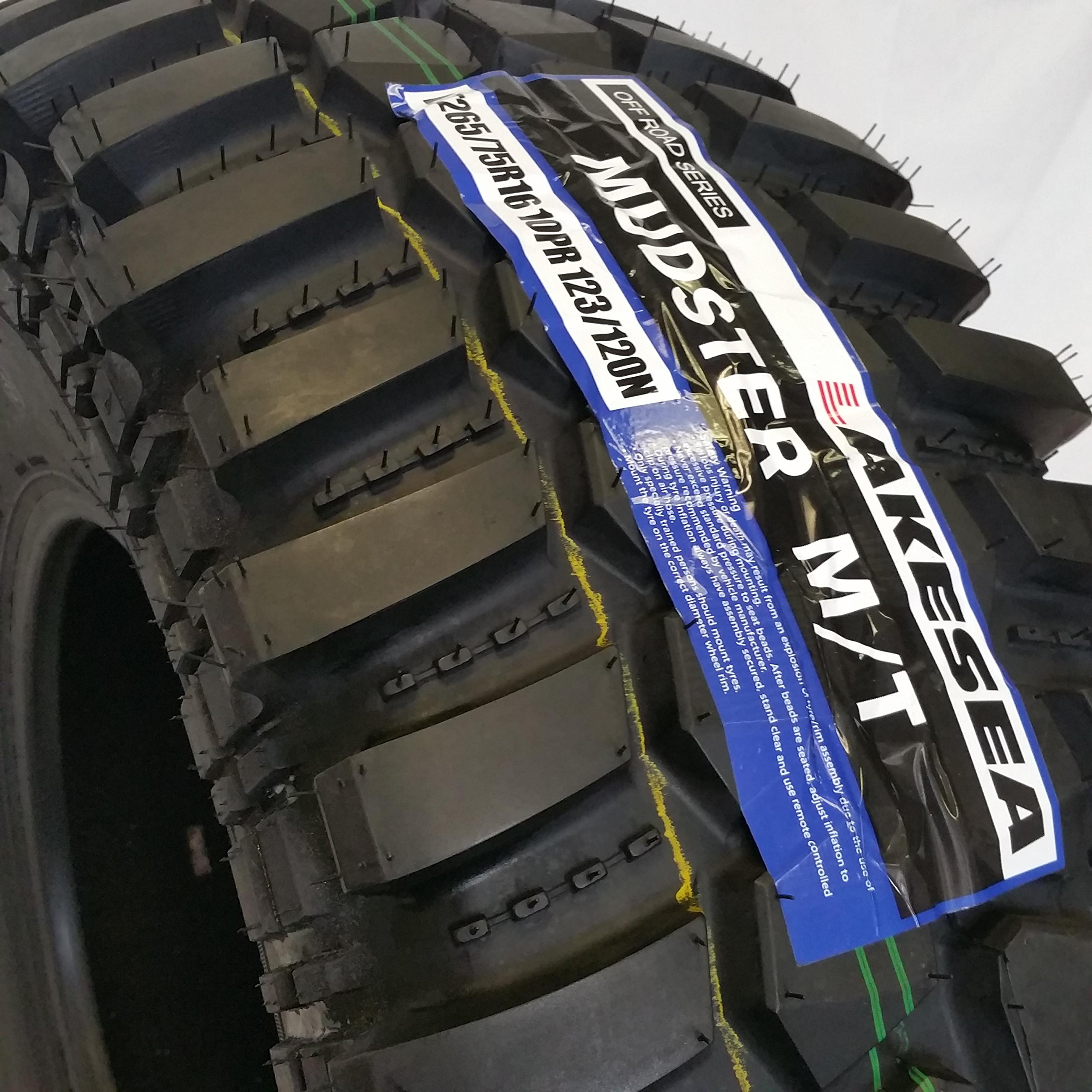 (4-Tires) LT265/75R16 E/10 123/120N- ROAD WARRIOR LAKESEA MUDSTER 2657516 by ROAD WARRIOR ARDENT (Image #2)