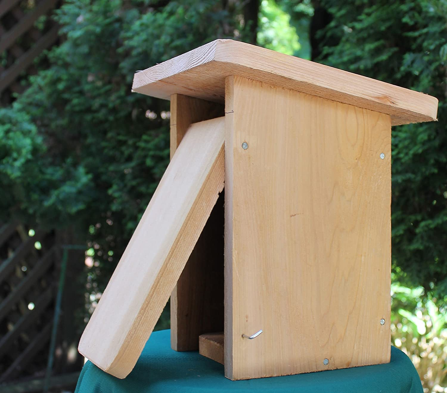 Bluebird House Kit by I Can Build It - Attract Bluebirds to Nest in your Yard