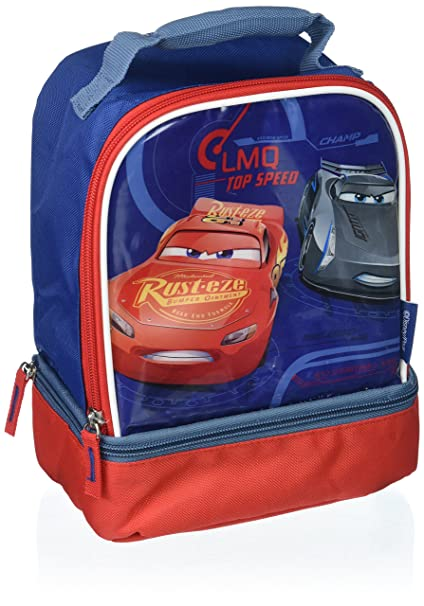 Amazon.com  Thermos Dual Compartment Lunch Kit, Cars 3  Kitchen   Dining 0ba458ec4c
