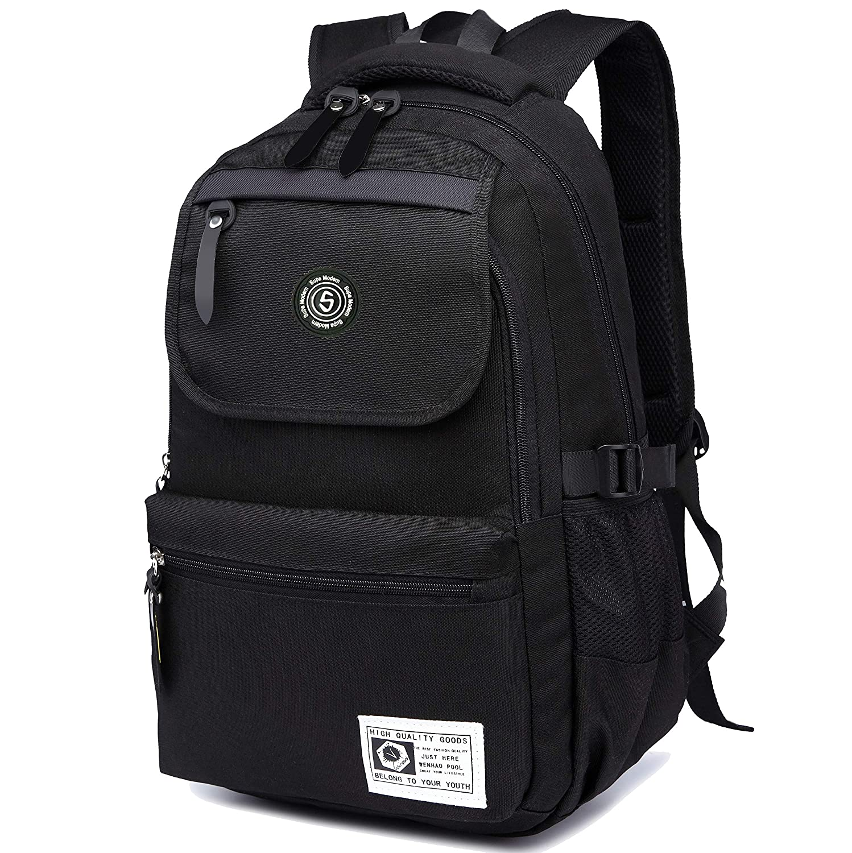 SUPA MODERN® Unisex Nylon School Bags Waterproof Hiking Backpack Cool  Sports Backpack Laptop Rucksack School Backpack  Amazon.co.uk  Luggage 14490d9870002