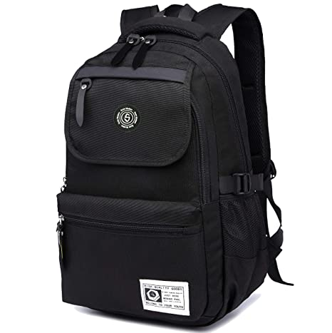 SUPA MODERN® Unisex Nylon School Bags Waterproof Hiking Backpack Cool  Sports Backpack Laptop Rucksack School Backpack  Amazon.co.uk  Luggage ca5b5bf695edc