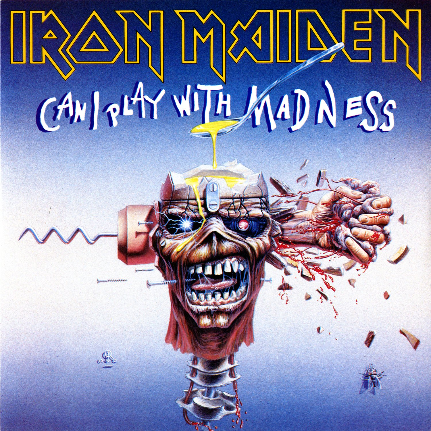 CD : Iron Maiden - Can I Play with Madness (Limited Edition)