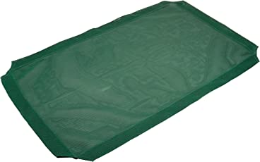 Amazon Basics Cobertor de Repuesto para Cama de enfriamiento Elevado para Mascotas, Grande