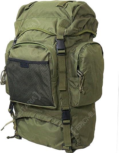 olive Mil-Tec Commando de sac /à dos Trekking
