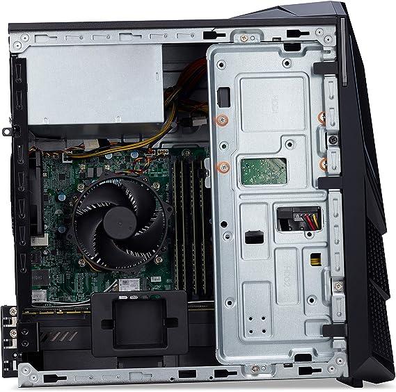 Predator Orion 3000 Gaming Desktop Pc Schwarz Blau Computer Zubehör