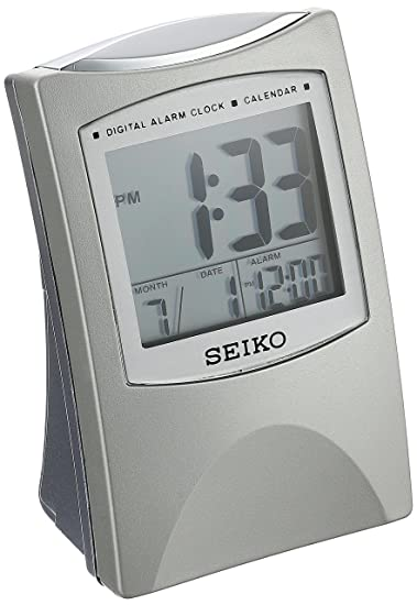 Seiko QHL005SLH - Despertador digital
