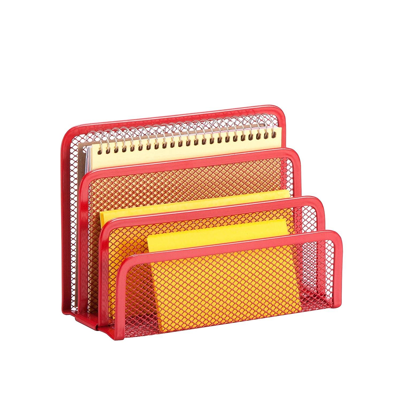 Honey can do en Maille Table organiseurs, Silver, 5.5 x 12.5 x 9.8 Honey-Can-Do OFC-03303
