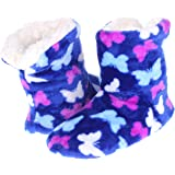 299d8c3883228 Enimay Women's Slipper Boots Lounge House Relaxed Shoes Hearts Stars Polka  Dots