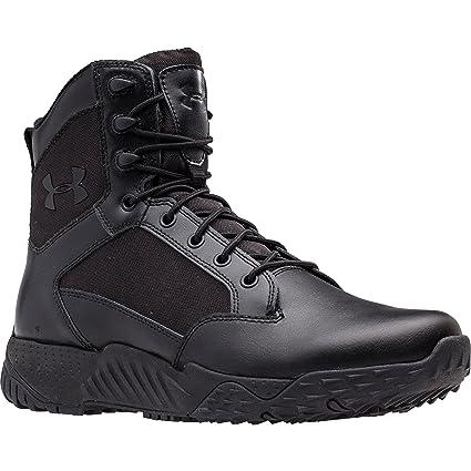 adc80a4f797e5 Under Armour 1268951- Zapatillas de Senderismo Negro Black 001