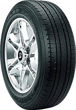 Bridgestone Dueler H/L Alenza Highway Terrain SUV Tire P275/55R20 111 H