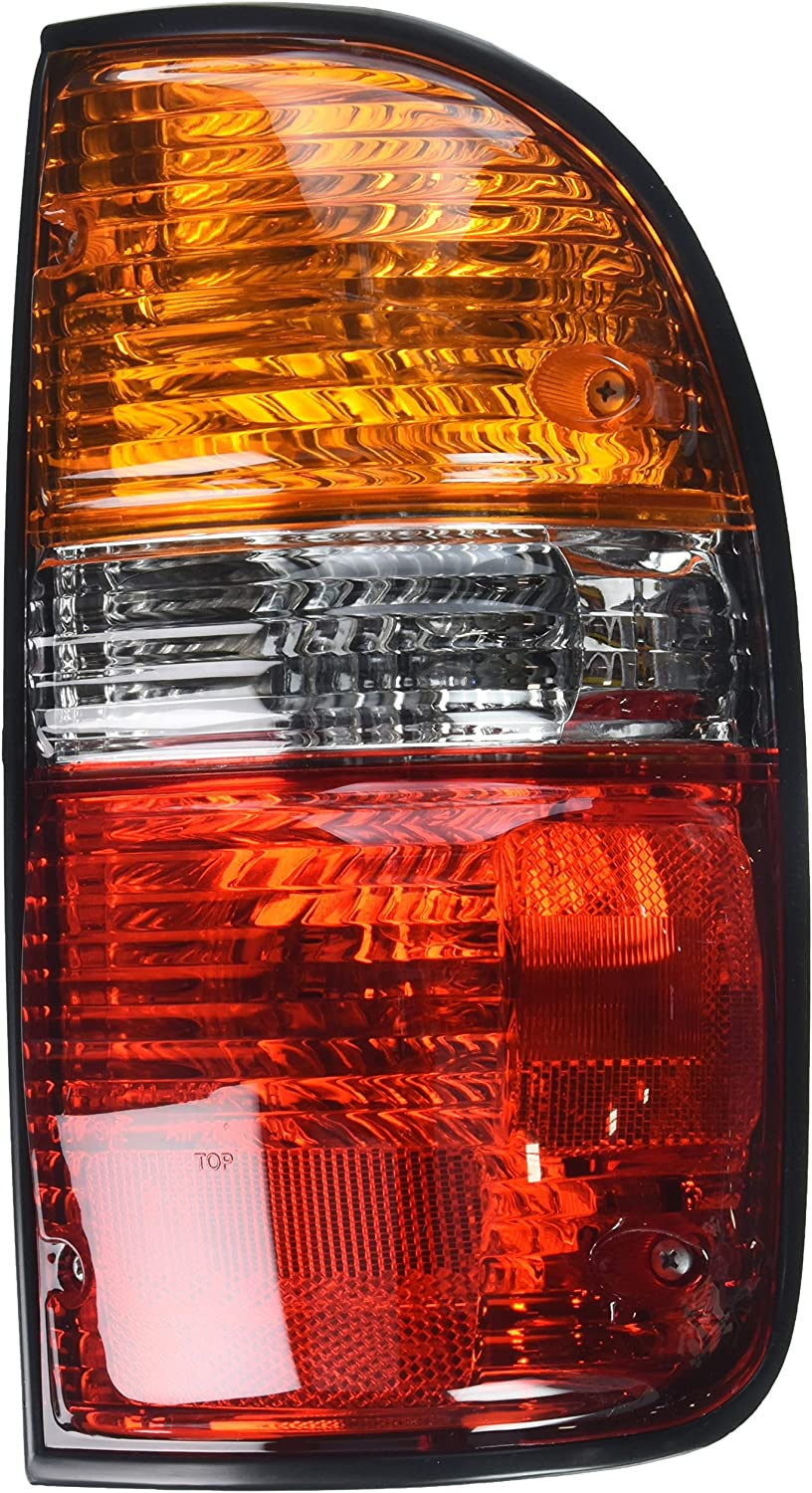 TYC 11-5536-00 Toyota Tacoma Driver Side Replacement Tail Light Assembly