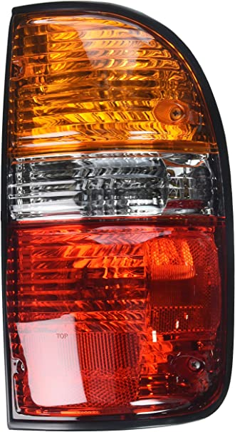 TYC 11-6063-00 Toyota Tacoma Passenger Side Replacement Tail Light Assembly
