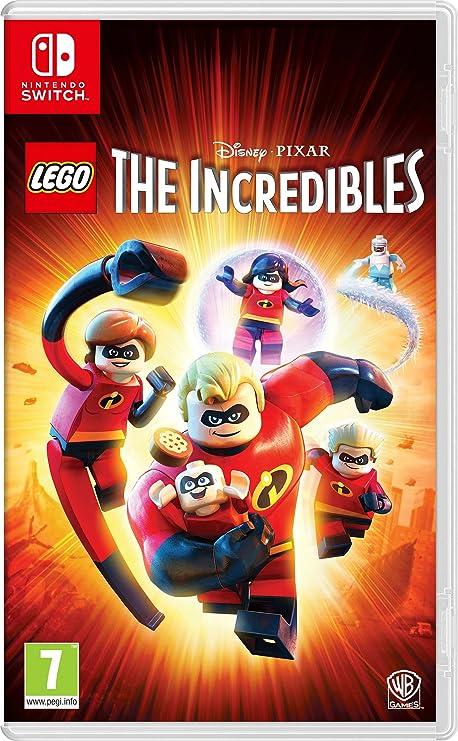 LEGO The Incredibles - Xbox One [Importación inglesa]: Amazon.es ...