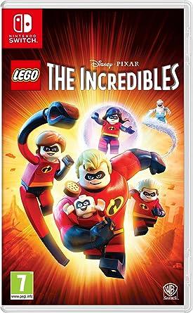 Resultado de imagem para LEGO The Incredibles  switch