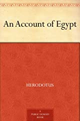 An Account of Egypt Kindle Edition