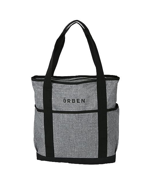 Amazon orben shopper tote lightweight sportsgym bag for women orben shopper tote lightweight sportsgym bag for women with spacious 13quot laptop pocket publicscrutiny Choice Image