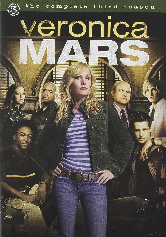 Veronica Mars: The Complete Third Season Kristen Bell Percy Daggs III Jason Dohring Francis Capra
