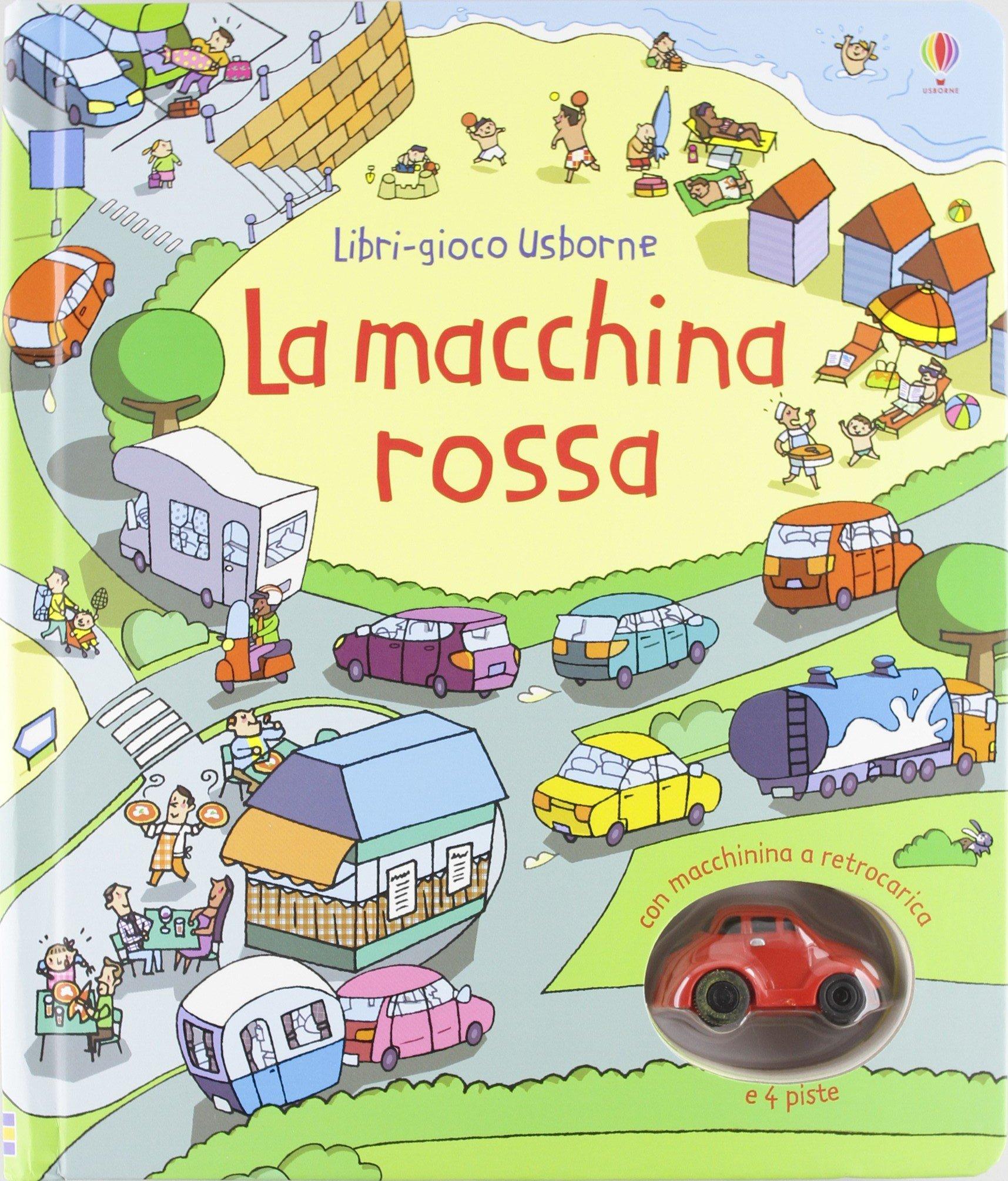 La Macchina Rossa Tognetti Stefano Watt Fiona 9781409542797 Amazon Com Books