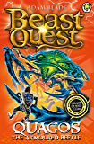 Quagos the Armoured Beetle: Series 15 Book 4 (Beast Quest 86) (English Edition)