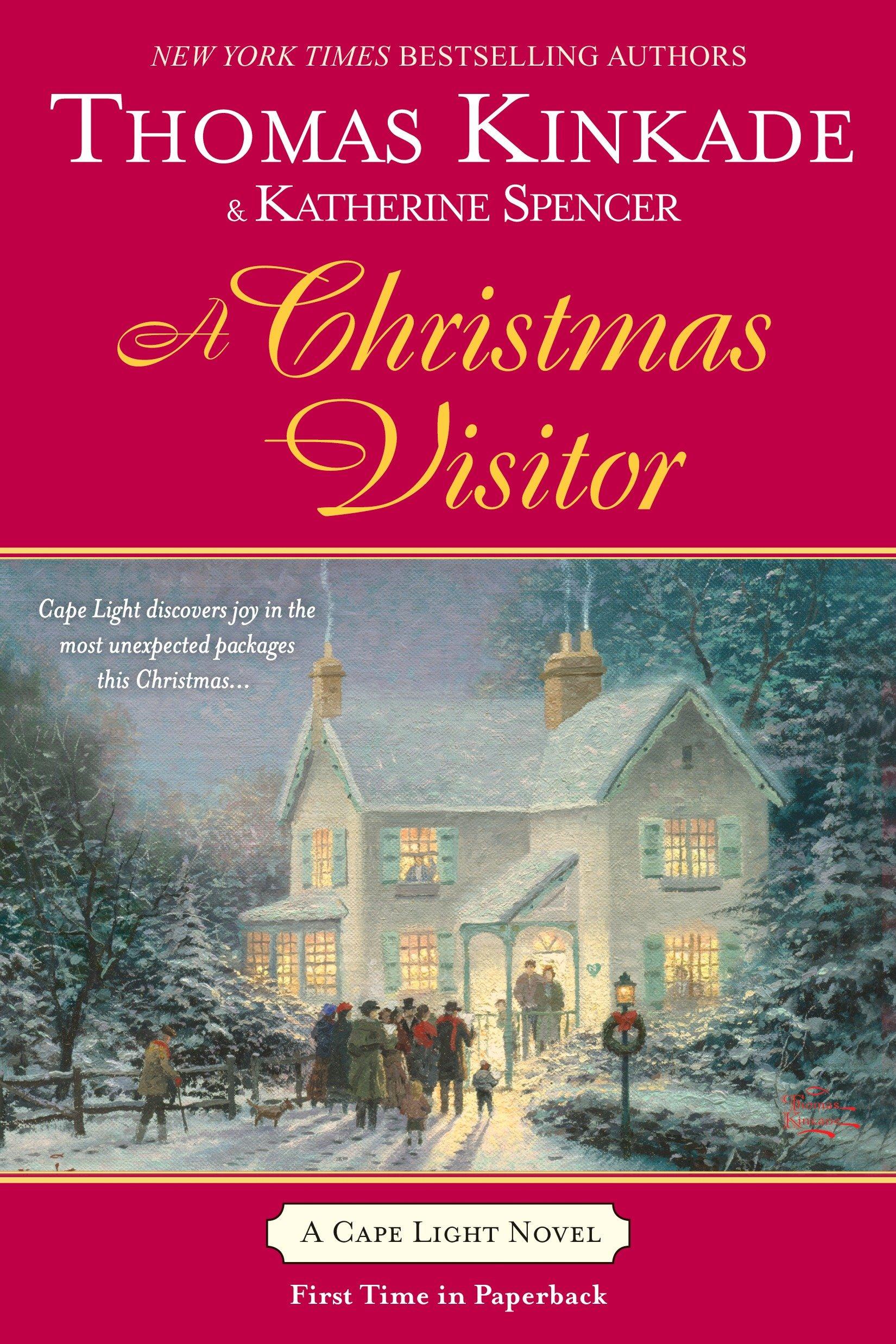 Christmas Visitor Cape Light Novel