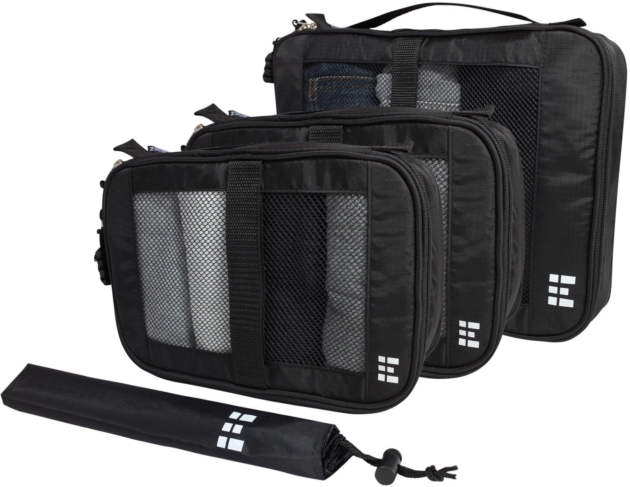 Amazon Com Zero Grid Travel Dopp Bag Toiletry Kit For