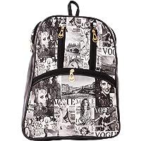 Shaina Bags women's PU Leather Backpack