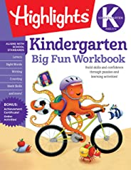 Kindergarten Big Fun Workbook (Highlights Big Fun Activity Workbooks)