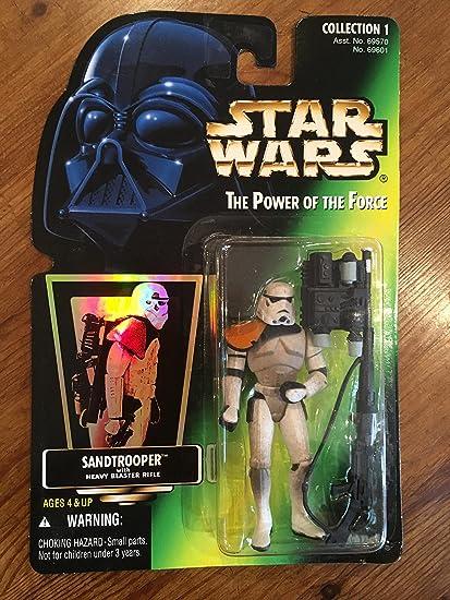 Star Wars El Poder de la fuerza de las arenas tarjeta verde ...