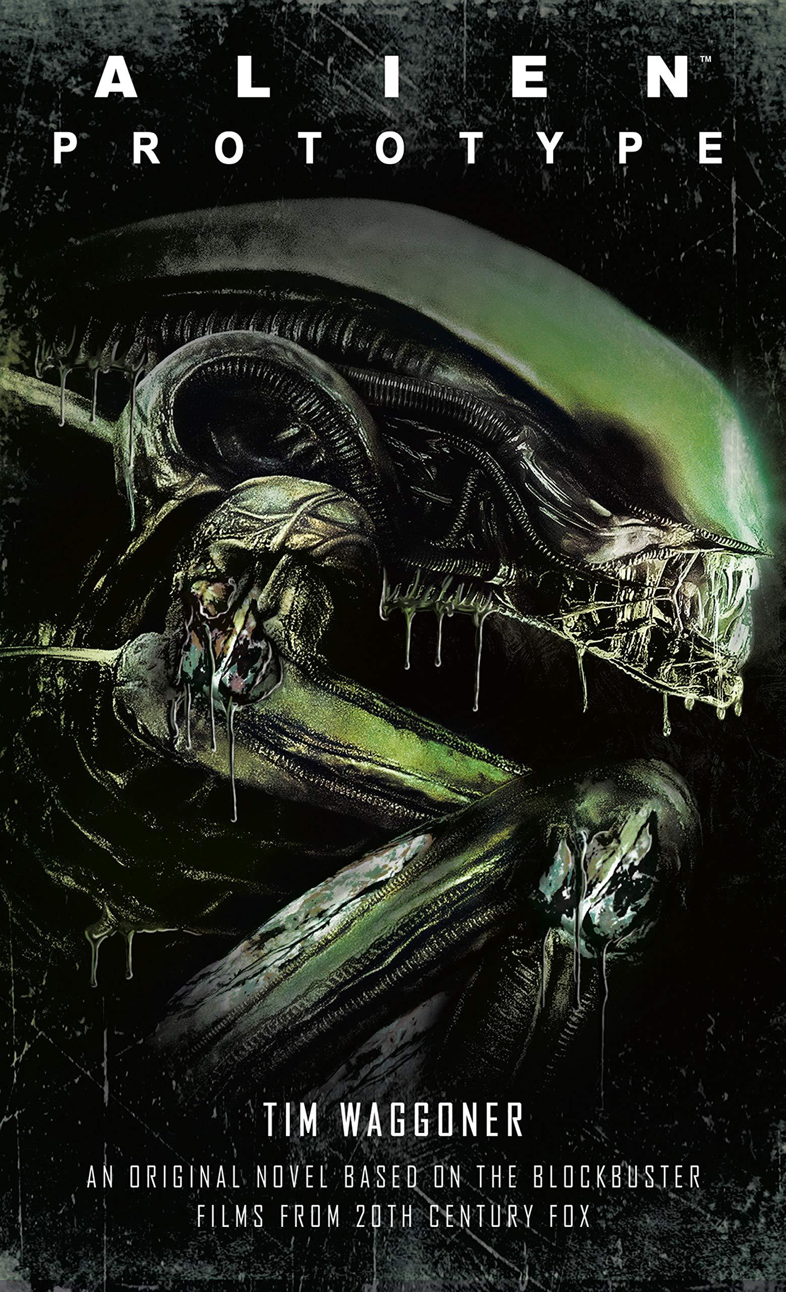 Amazon.com: Alien: Prototype: 9781789090918: Waggoner, Tim: Books