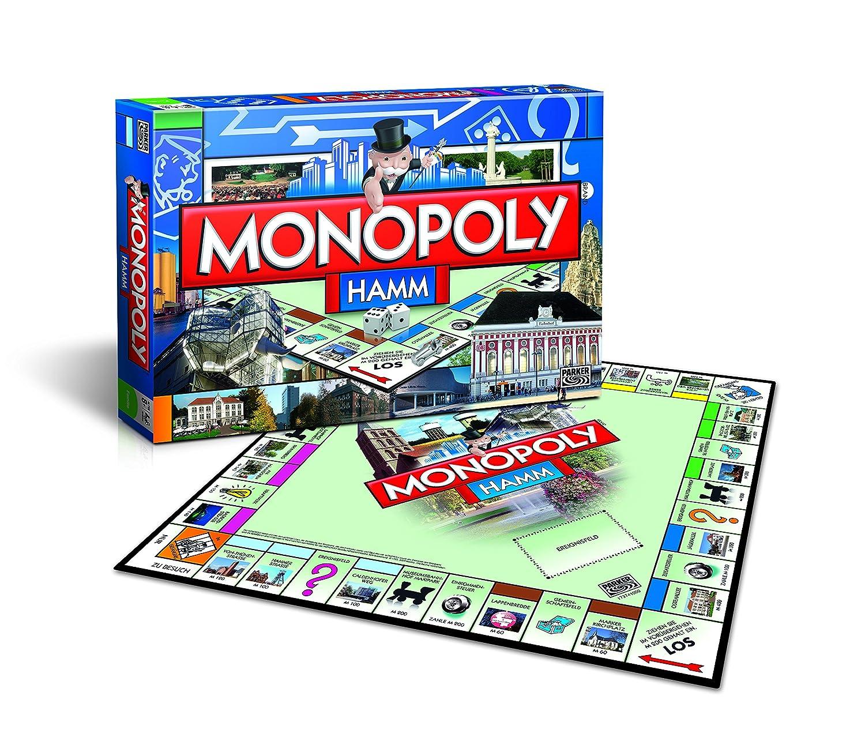Monopoly Hamm Edition - Das berühmte Spiel um den großen Deal ...
