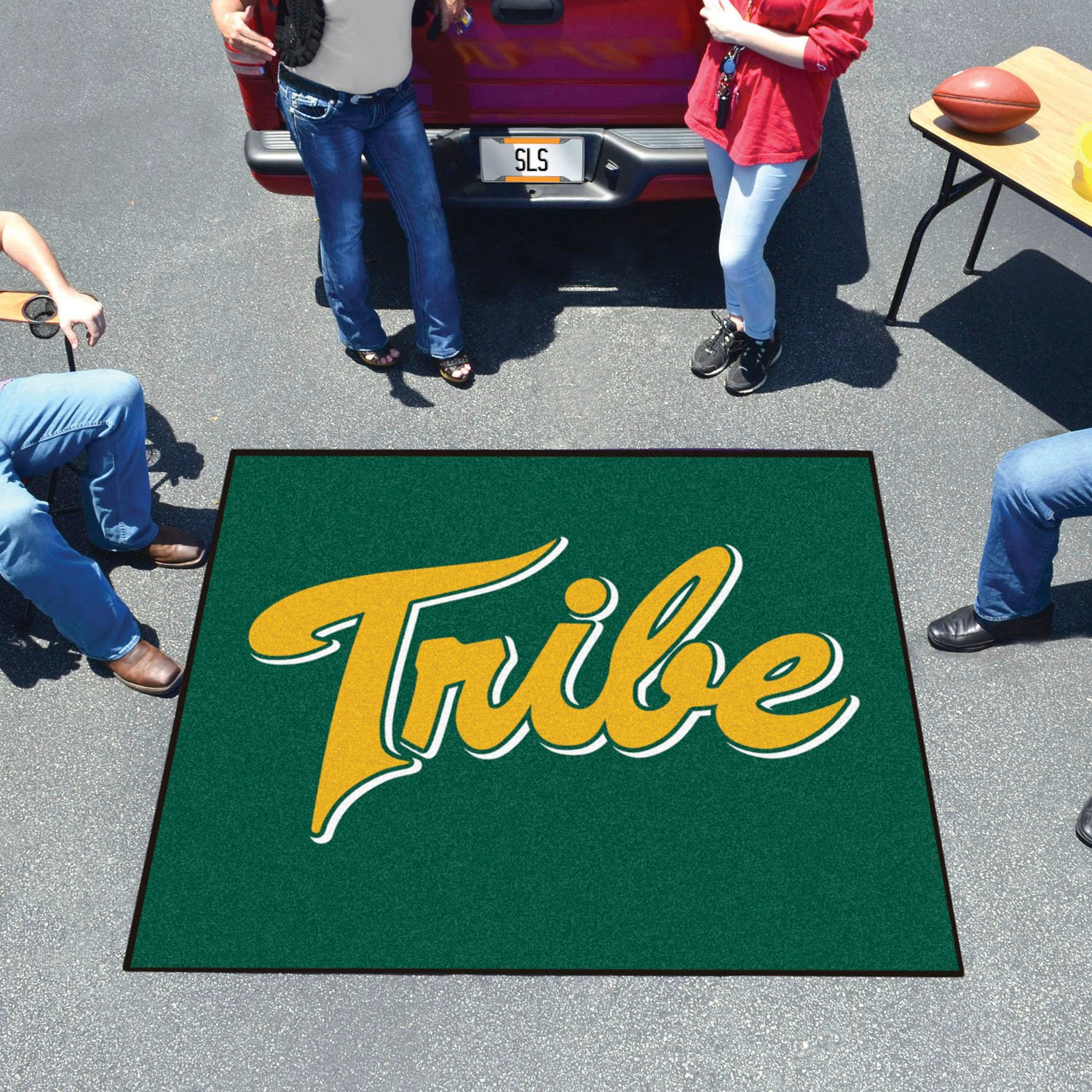 Fanmats College of William & Mary Tailgater Rug 60''''72'''' by Fan Mats Official (Image #2)