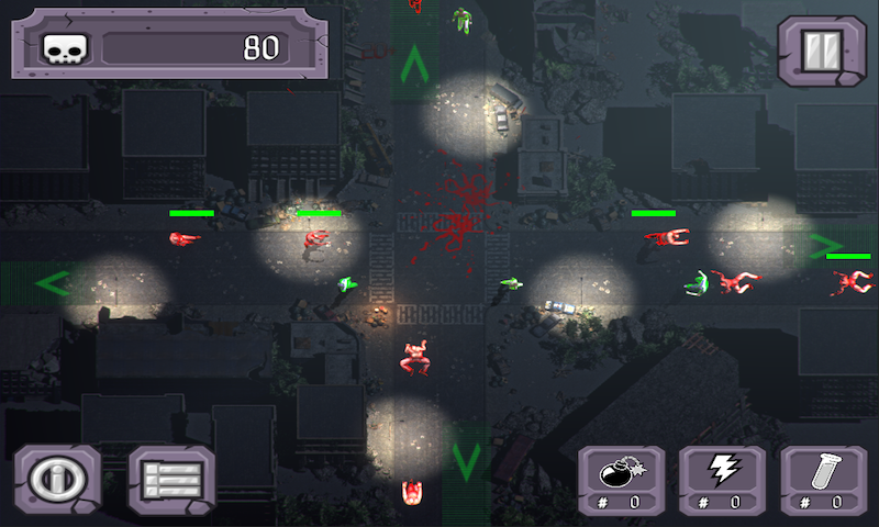 ZombSplat [Download] by Ultra Line Software (Image #2)