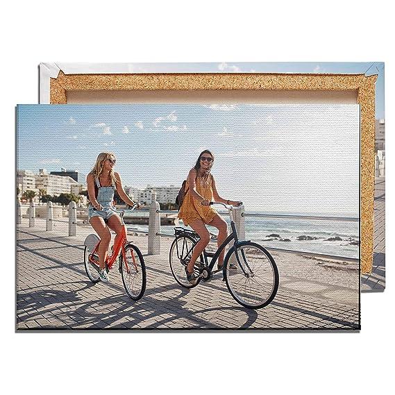 Foto,Geschenk bedruckt nach Wunsch Schiefertafel mit Wunschmotiv