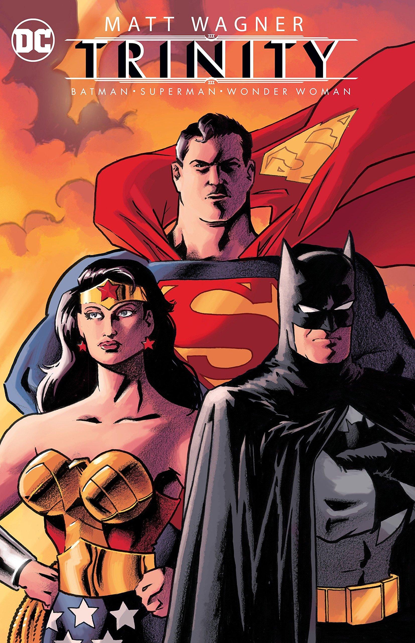 Read Online Batman/Superman/Wonder Woman Trinity ebook