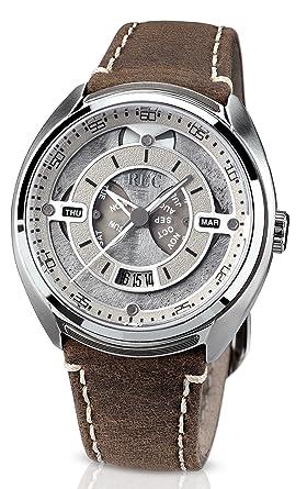 new styles e0e54 da124 Amazon | [レック]REC 腕時計 機械式自動巻 ポルシェ911 P-901 ...