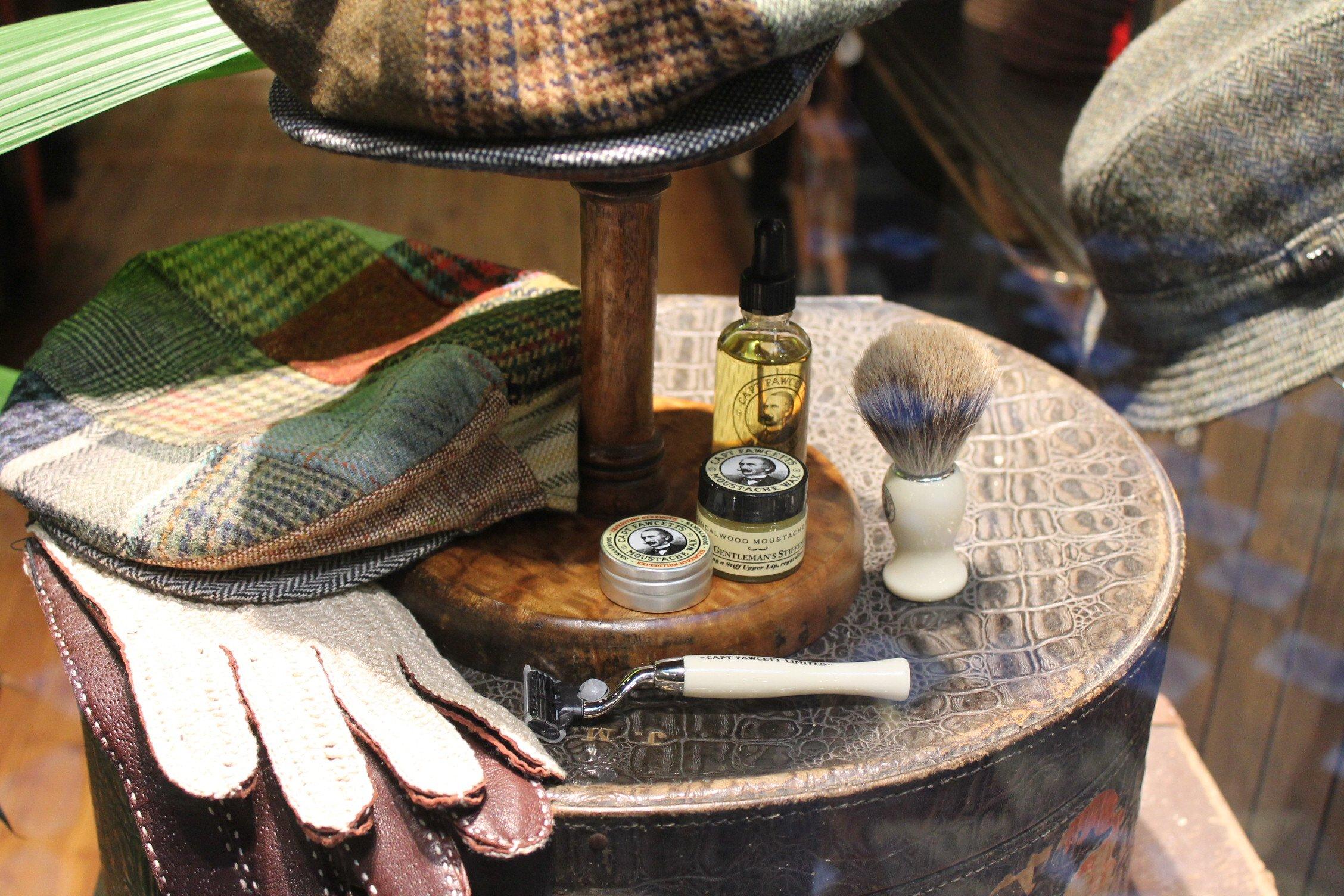 CAPTAIN FAWCETT Beard Oil Private Stock 50ml Made in England by CAPTAIN FAWCETT
