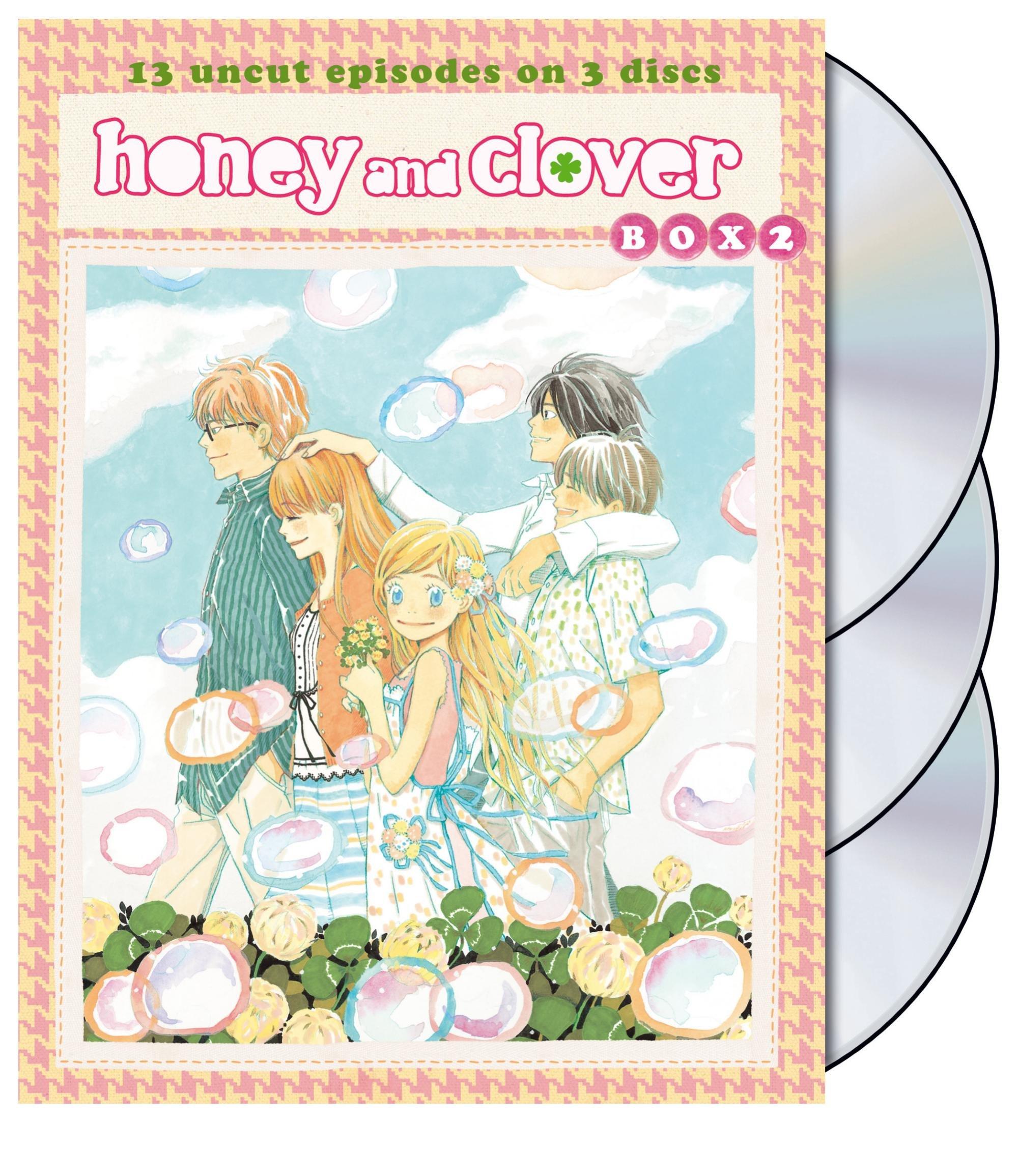Honey & Clover, Box Set 2