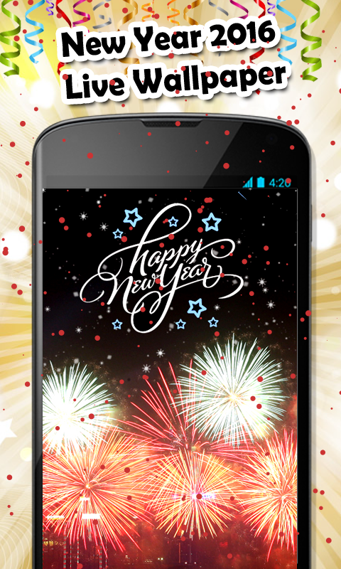 Amazon.com: New Year 2016 Live Wallpaper: Appstore for Android