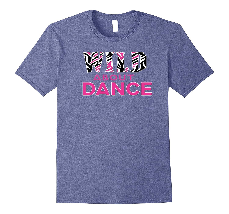 Wild about Dance Zebra Shirt-AZP