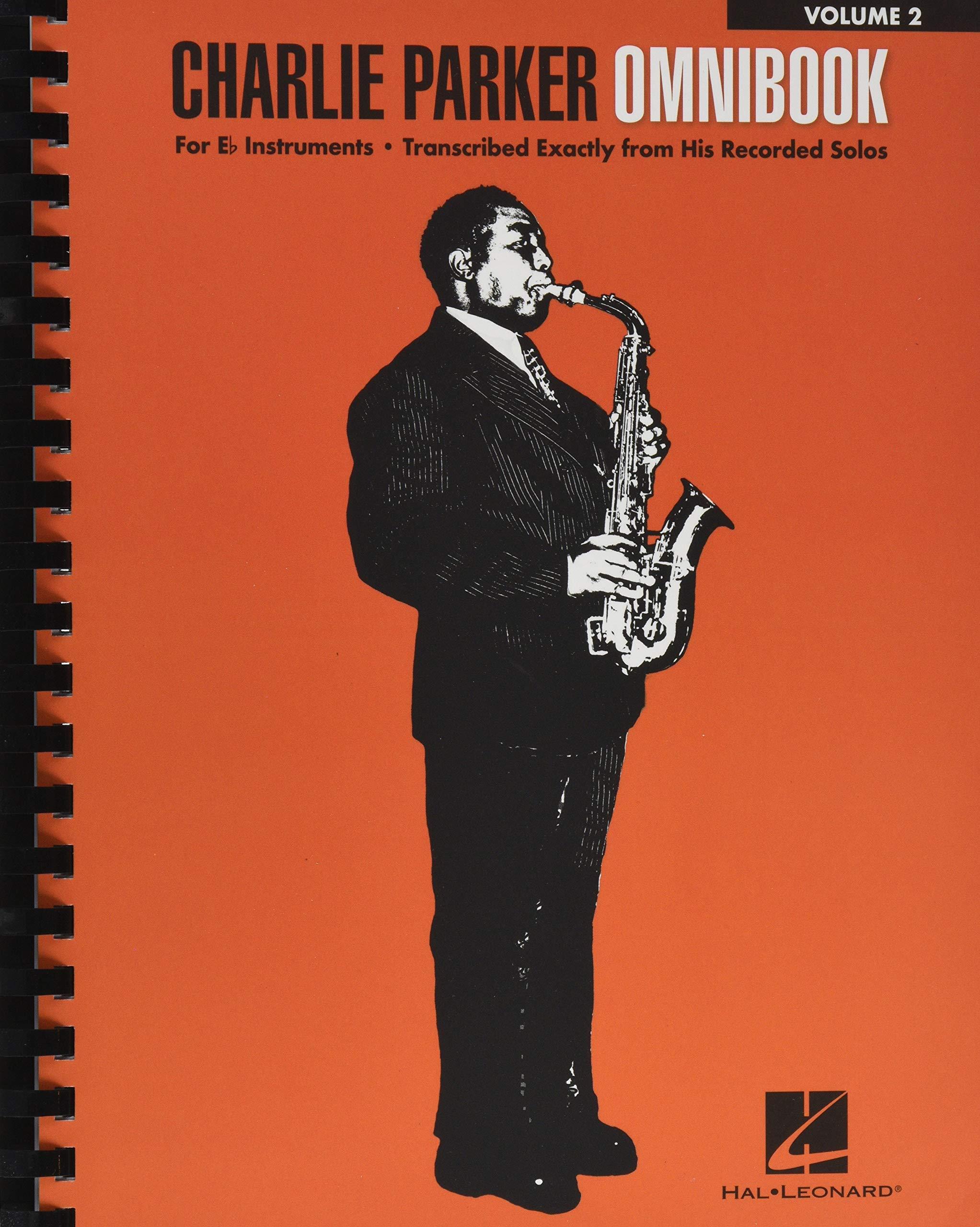 for B-flat Instruments Omnibook Charlie Parker