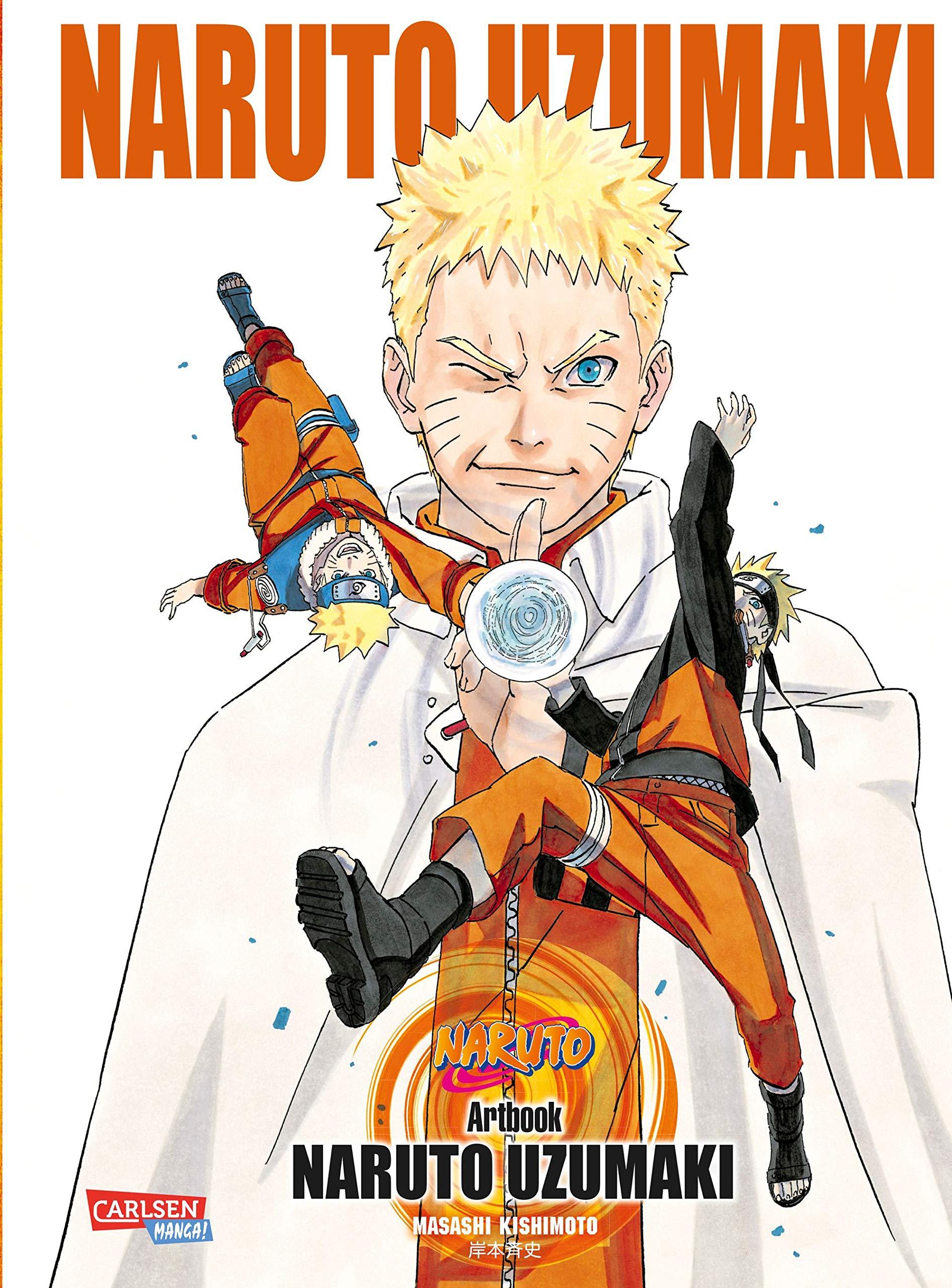 Naruto 1 Carlsen